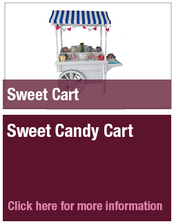 Sweet Candy Cart