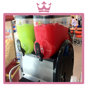 Slush Drinks Machine