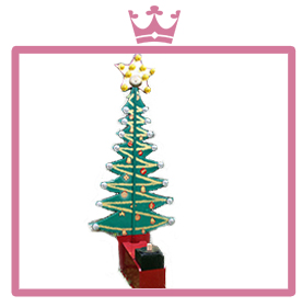 Christmas Tree High Striker