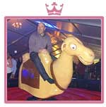 rodeo camel corporate party